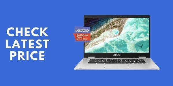 ASUS Chromebook Laptop- 14.0 HD 180 Degree NanoEdge DisplayC423NA-DH02