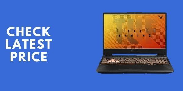 ASUS FA506IH-AS53 TUF Gaming A15 Gaming Laptop