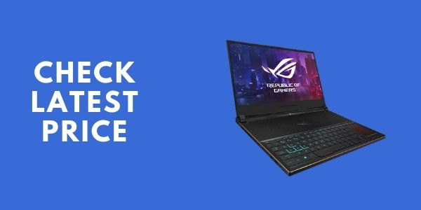 ASUS ROG Zephyrus S Ultra Slim Gaming Laptop GX531GW-AS76
