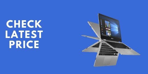 ASUS VivoBook Flip 14 Thin & Light 2-in-1 Laptop J401MA-YS02