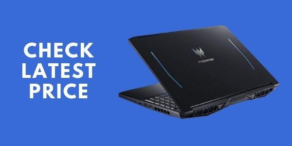 Acer Predator Helios 300 Gaming Laptop PC PH315-52-78VL