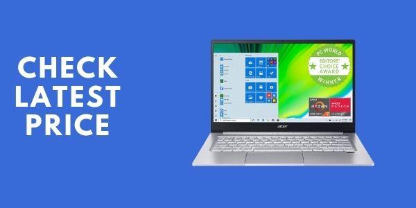 Acer Swift 3 Thin & Light Laptop SF314-42-R9YN