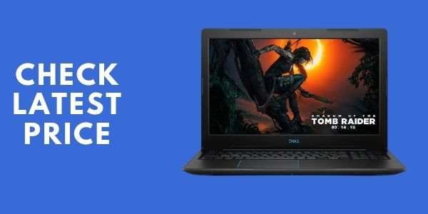 Dell G3 Laptop 15.6-inch Full HD Gaming Laptop