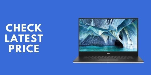 Dell XPS 15 laptop XPS7590-7565SLV-PUS