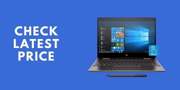 HP 13TGEMCUT Spectre x360 2019 GEM Cut 13.3 FHD Touch Laptop