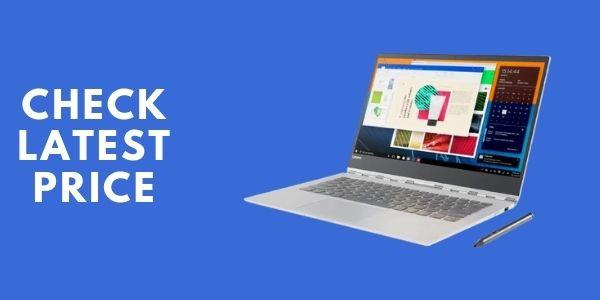 Lenovo T8TJG Yoga 920 - 13.9 4K UHD Touch - 8Gen i7-8550U - 16GB - 512GB SSD - Silver