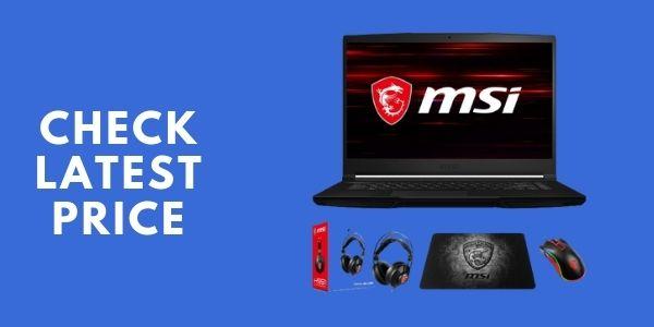 MSI GF63 Thin 9SCX-005 (i5-9300H, 8GB RAM