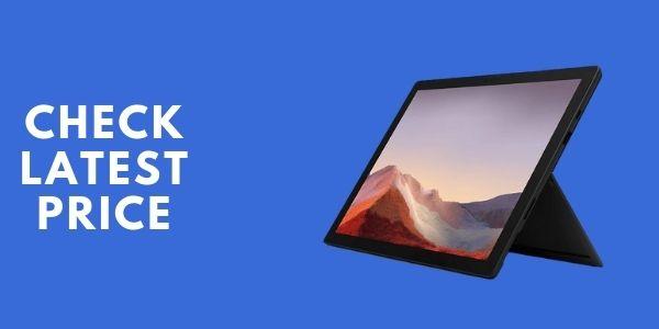 Microsoft Surface Pro 7 – 12.3(PUV-00016)