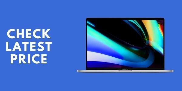 New Apple MVVJ2LLA MacBook Pro (16-inch, 16GB RAM, 512GB Storage)