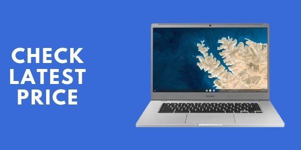 SAMSUNG XE350XBA-K01US Chromebook 4 + Chrome OS 15.6 Full HD