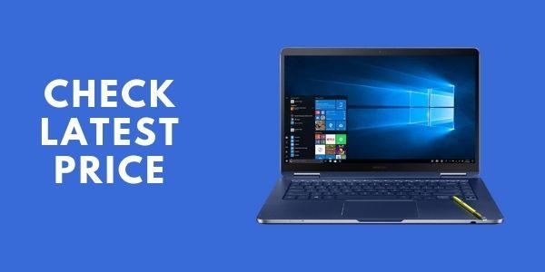 "Samsung Notebook 9 Pen 15""-Intel Core i7-16GB Memory-512GB SSD"