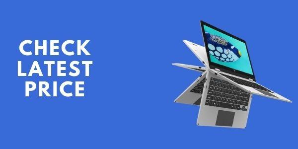 XIDU PhilBook Touchscreen 2-in-1 Laptop