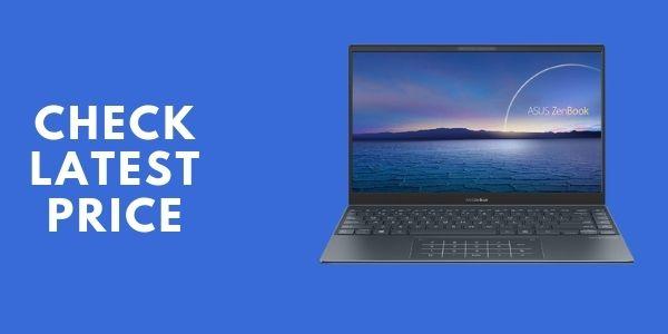 ASUS ZenBook 13 Ultra-Slim Laptop UX325EA-AH77