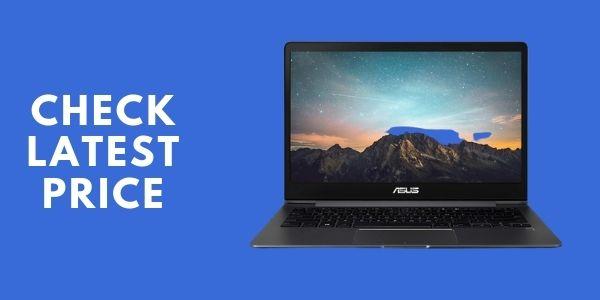 ASUS ZenBook 13 Ultra-Slim Laptop UX331FA-AS51