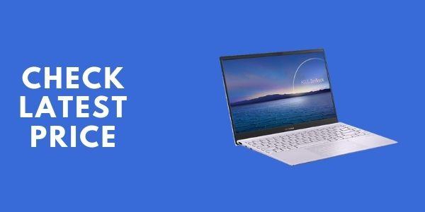 ASUS ZenBook UX325JA-AB51 13 Ultra-Slim Laptop