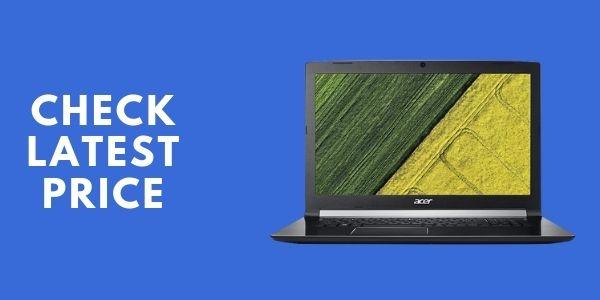 Acer Aspire 7 A717-72G-700J 17.3 IPS FHD
