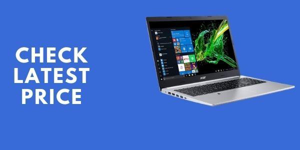 Acer Aspire A515-54-59W2 5 Slim Laptop