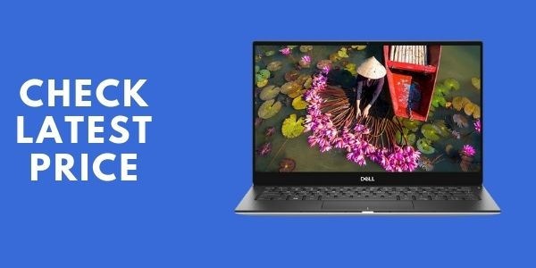 Dell XPS 13 7390 13.3-inch 4K UHD Infinity Edge Touchscreen Laptop (XPS7390-7681SLV-PUS)