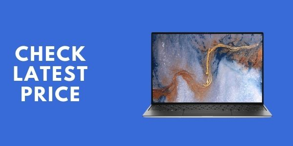 Dell XPS 13 (9310), 13.4- inch FHD+ Touch Laptop