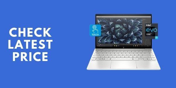 HP Envy 13 Laptop, Intel Core i7-1165G7 (13-ba1010nr)