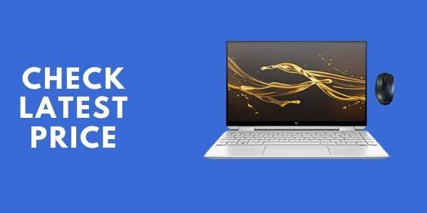 """HP Spectre x360 13.3"""" 2-in-1 Laptop PC - 4K UHD Touch Screen"""