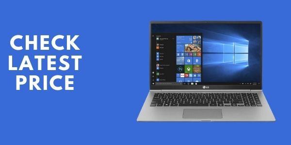 LG gram Laptop - 15.6 Full HD Display,15Z990-U.AAS5U1