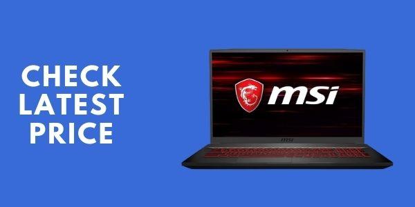 MSI GF75 Thin 9SC-278 17.3 120Hz FHD Gaming Laptop