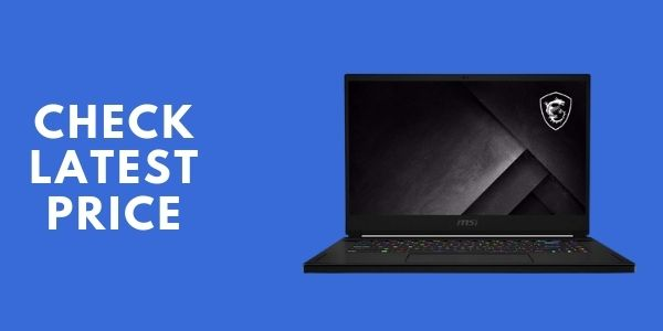 MSI GS66 Stealth 10UH-091 15.6 300Hz 3ms Ultra Thin and Light Gaming Laptop