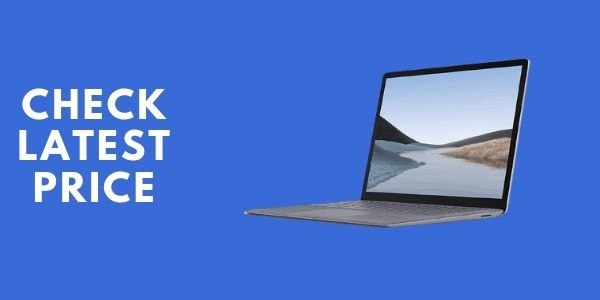 Microsoft Surface Laptop VGY-00001 3, 13.5 Touch-Screen