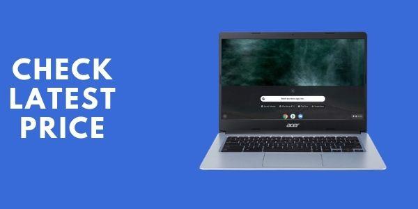 Acer Chromebook 314, Intel Celeron N4000, 14 Full HD Display