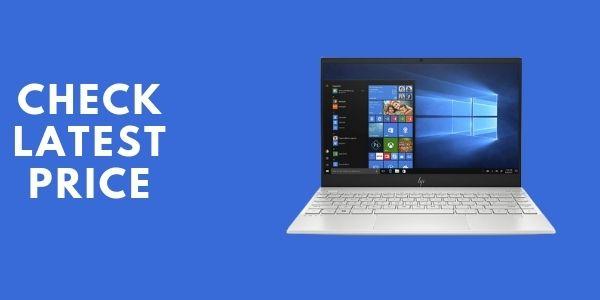 "HP Envy 13"" Thin Laptop W Fingerprint Reader"