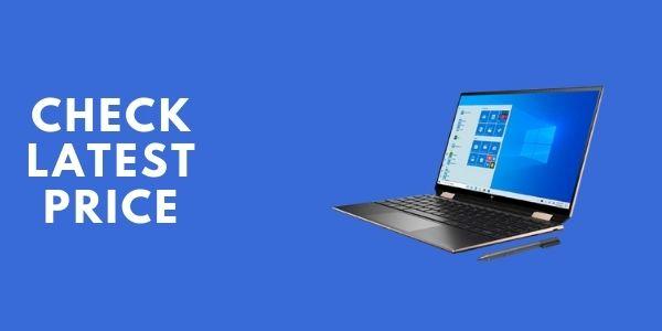 HP Spectre x360 GEM Cut 13.3 FHD Touch Laptop