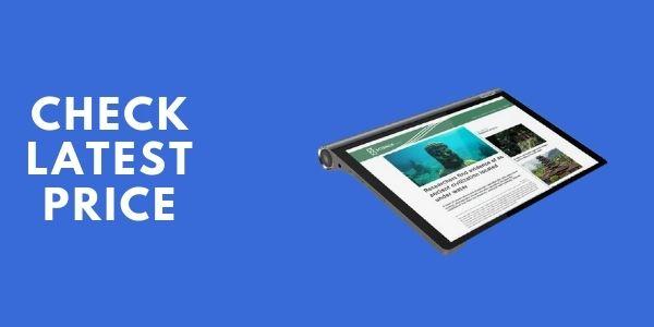 Lenovo Yoga Smart Tab, 10.1 FHD Android Tablet