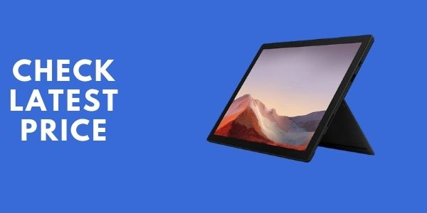 Microsoft Surface Pro 7 – 12.3 Touch-Screen