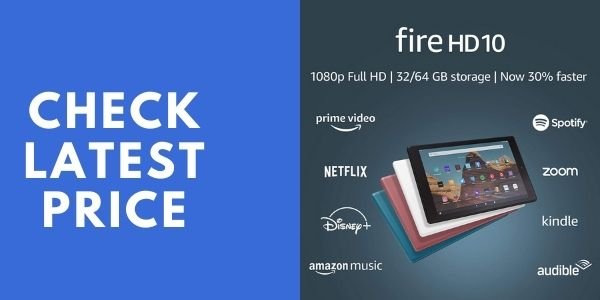 Fire HD 10 Tablet 10 Inch Tablet