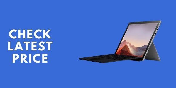 Microsoft Surface QWU-00001 Pro 7