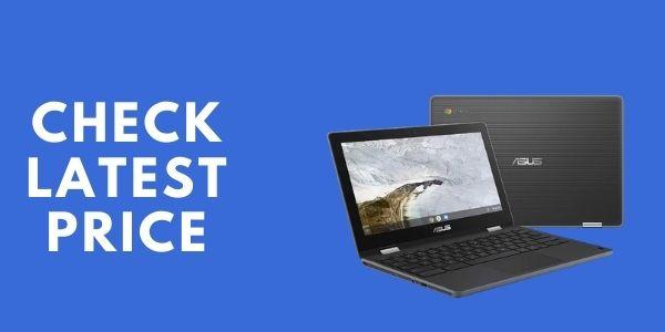 ASUS Chromebook Flip C214 2-In-1 Laptop