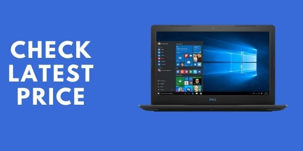 Dell Gaming Laptop G3579-7989BLK-PUS