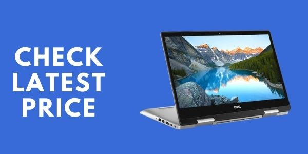 Dell Inspiron 14 5491 14 inch 2 in 1 Convertible