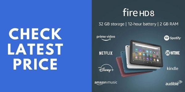 FIRE HD 8 TABLET, 32 GB, 8 HD DISPLAY