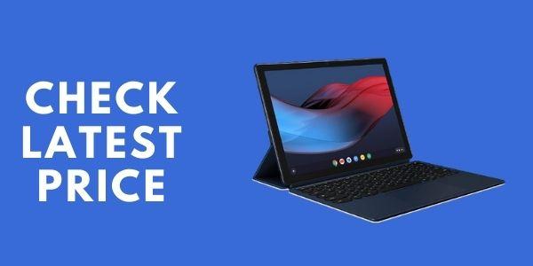 Google Pixel Slate 12.3-Inch 2 in 1 Tablet