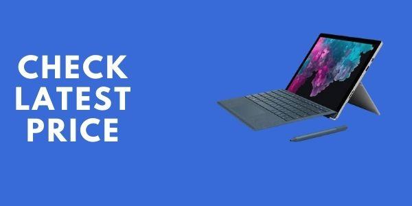 Microsoft KJU-00001 Surface Pro 6