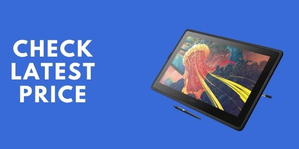 Wacom DTK2260K0A Cintiq 22 Drawing Tablet