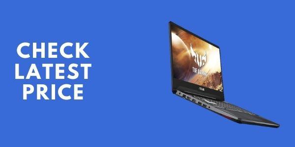 ASUS TUF FX505DT-EB73 Gaming Laptop