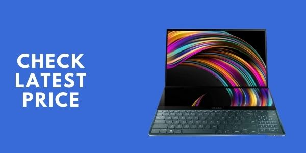 ASUS ZenBook Pro Duo UX581 UHD NanoEdge Bezel Touch