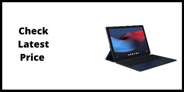 Google C1A Pixel Slate 12.3-Inch 2 in 1 Tablet