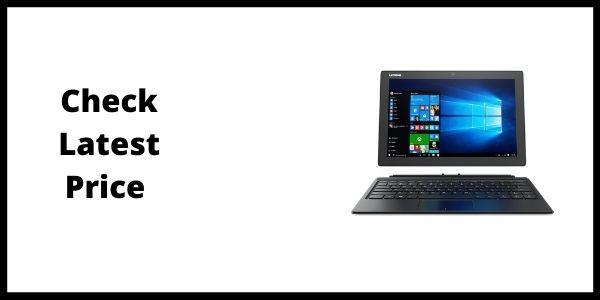 Lenovo Miix 510, 12.2-Inch Windows Laptop