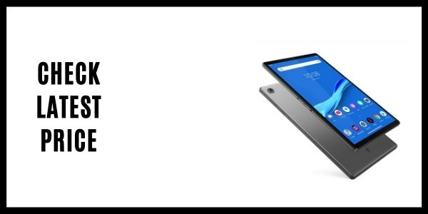 Lenovo Tab ZA5T0300US M10 Plus FHD Android Tablet
