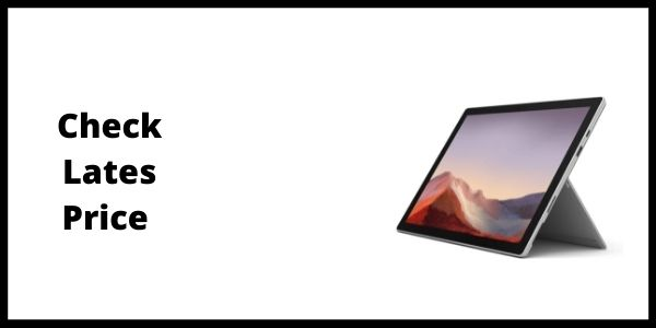 Microsoft Surface (VDV-00001) Pro 7 – 12.3 Touch-Screen