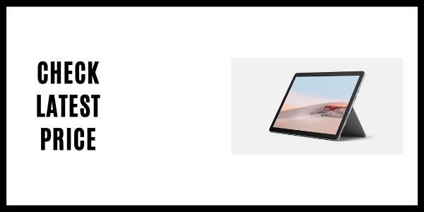 New Microsoft Surface STQ-00001 Go 2 - 10.5 Touch-Screen